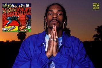 """The Art Of """"Doggystyle"""": How Snoop Dogg's Cover Shaped Album Art For 26 Years"""