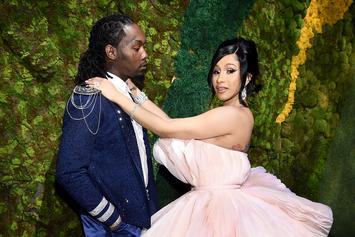 """Offset's Family Doesn't """"Trust"""" Cardi B To Cook A Tasty Thanksgiving Dinner"""