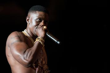 Boosie Makes His Feelings For Thanksgiving Abundantly Clear