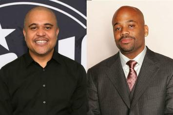 "Irv Gotti Gets Heated While Explaining Fallout With Dame Dash Over ""Tales"""