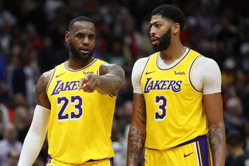 Los Angeles Lakers Hit 10 Game Win Streak & Tie Franchise Best 17-2 Start
