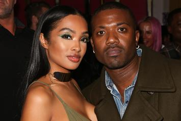 Ray J Reportedly Working Hard To Rebuild Relationship With Princess Love