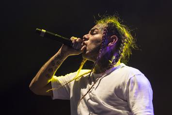 6ix9ine's Kidnapper Claims Trippie Redd Beef Is Fake & Asks For New Trial