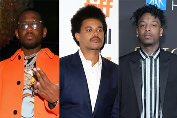 HNHH TIDAL Wave: Fabolous, The Weeknd & 21 Savage Lead This Week's Display