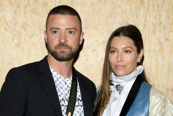 Justin Timberlake Apologizes To Jessica Biel For Holding Alisha Wainwright's Hand