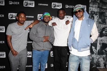 Black Hippy Album Surfaces On Spotify & People Are Freaking Out