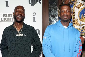 "Freddie Gibbs & Jay Rock Reminisce Over ""Big Gang Bangin'"" Pic With Nipsey Hussle"