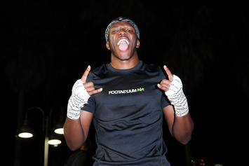 KSI Confident That He'd Whoop 50 Cent, Wiz Khalifa, And Tory Lanez