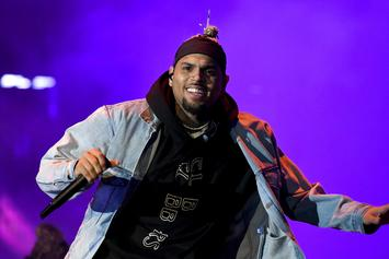 Chris Brown Just Showed Off His Private Jet & You Need To See It
