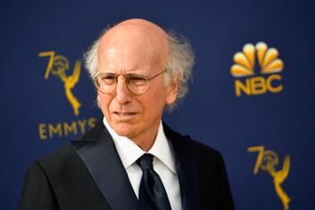 "Larry David Is Back On His BS In New ""Curb Your Enthusiasm"" Trailer"