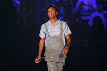 "Pharrell Announces Lineup For 2020 ""Something In The Water"" Festival"