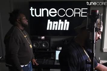 "HNHH x TuneCore ""Heat Seekers"" Studio Session"