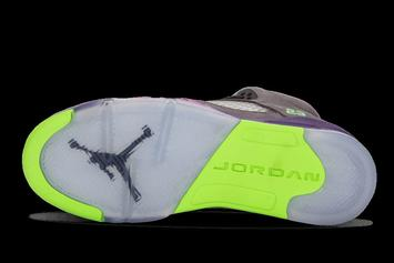 "Air Jordan 5 Releasing In Another ""Bel-Air"" Colorway: What To Expect"