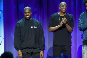 Jay Z & Kanye West's TIDAL Legal Beef Has Been Settled: Report