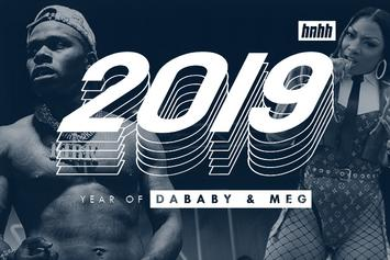 The Year Of DaBaby & Megan Thee Stallion