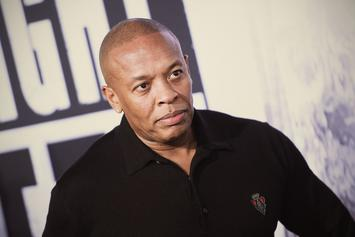 """Dr. Dre's """"Compton"""" Album Has Officially Arrived On Spotify"""
