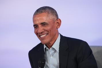 "Barack Obama Is ""Absolutely Confident"" That Women Make Better Leaders"