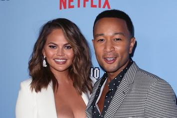 """Chrissy Teigen Is """"Really F*cking Mad"""" At John Legend For This Reason"""