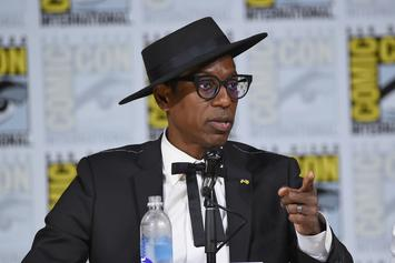 "Orlando Jones Blasts ""American Gods"" Co-Star For ""Acting Black"""