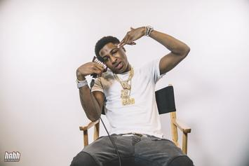 NBA YoungBoy Is Done Talking About His Personal Life