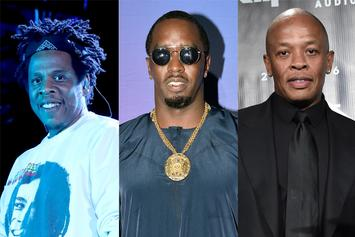 Dr. Dre, Diddy & Jay-Z Rank Among Forbes' Highest Paid Musicians Of The Decade