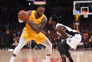 LeBron James Reveals How Patrick Beverley Messed Up His Groin