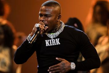 DaBaby's Alleged Unlawful Detainment Video Released