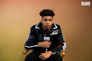 """NLE Choppa Switches On NBA YoungBoy: """"I Don't Talk To Him"""""""