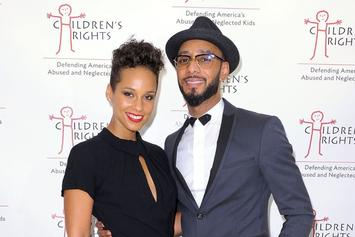 Swizz Beatz Has A Message For Baby Mama While Dancing With His Mother