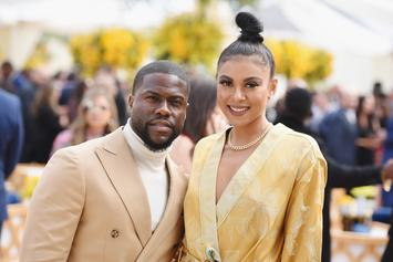 Kevin Hart's Wife, Eniko, Battles Tears While Reflecting On Cheating Scandal