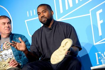Kanye West Celebrates 1 Year Of Sunday Service On Los Angeles' Skid Row