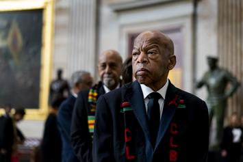 Rep. John Lewis Reveals He Is Being Treated For Stage 4 Pancreatic Cancer