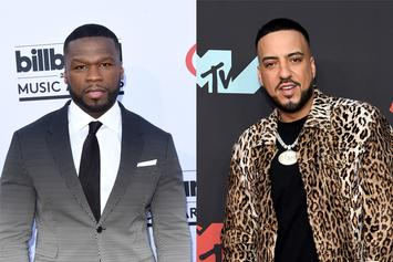 "French Montana Attacks 50 Cent's Age After Bugatti Troll: ""Boi U A Dinosaur"""