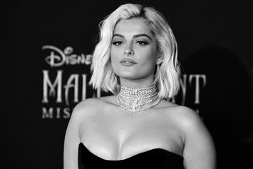 Bebe Rexha Shows Off Her All Natural Curves On Vacation
