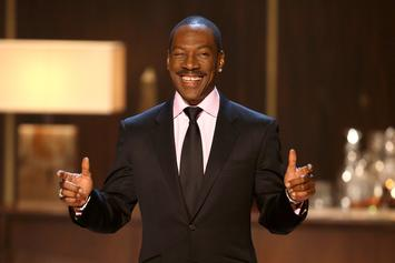 "Eddie Murphy Reflects On Homophobic Jokes, Calls Them ""Cringey"""