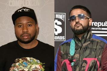Akademiks Unleashes On Nav After Canadian Rapper Insults Him On Twitter