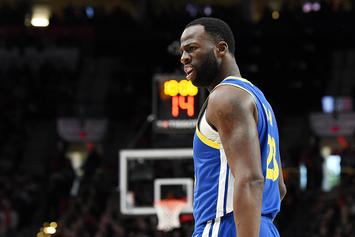 Draymond Green Rips Into Courtside Fan In Minnesota: Watch
