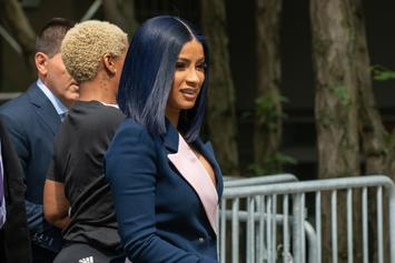 Cardi B Reveals Exciting Detail About Her Next Single