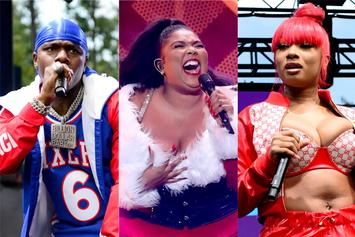 Bonnaroo 2020 Lineup: DaBaby, Lizzo, Megan Thee Stallion, Kevin Gates, & More