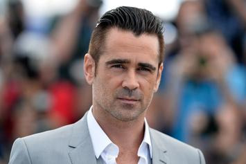 "Colin Farrell Officially Cast As Penguin In ""The Batman"" Movie"