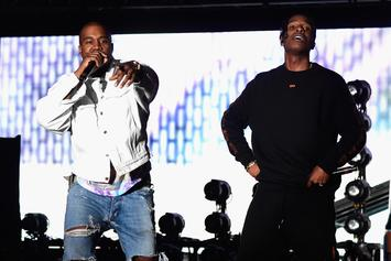 """A$AP Rocky Dubs """"Testing"""" His """"Yeezus"""" Moment, Details Kanye West's Involvement"""