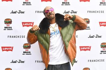 Snoop Dogg Likens Donald Trump To Suge Knight & Dr. Dre With Death Row Meme