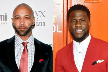 "Joe Budden Can ""Understand"" Why Kevin Hart Cheated Because He Works Hard"