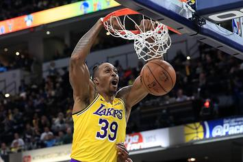 Lakers' Dwight Howard Denies Report Of 2020 Dunk Contest