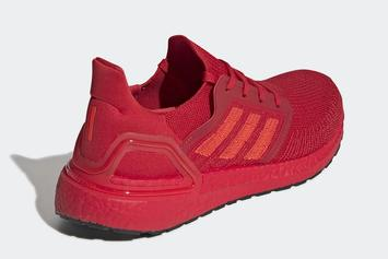 "Adidas UltraBoost 2020 Receives ""Red October"" Makeover: Details"