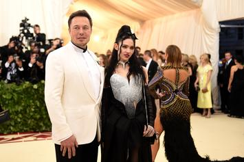 Grimes & Elon Musk Appear To Be Expecting Their First Child Together