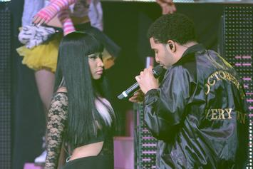 Drake Throws Back With Nicki Minaj As She's About To Pass Him In Spotify Popularity
