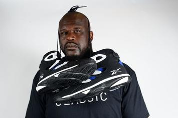 """Shaq's Reebok Shaqnosis Returning In """"Year Of The Rat"""" Colorway: First Look"""
