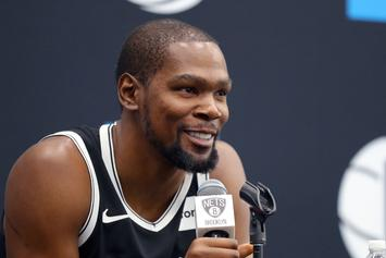 Kenny Atkinson Divulges On Kevin Durant's Injury Status Amidst Rehab