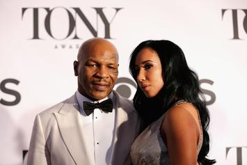 """Mike Tyson Needs His Wife & Wonders Why His Children """"Don't Like Black Kids"""""""